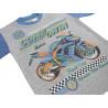 Dětské triko s motorkou - 113